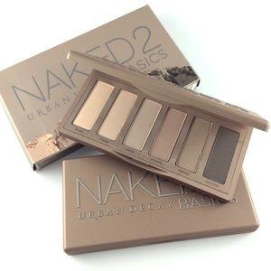 NIB🔥 UD's - Naked Basics 2 Mini